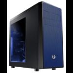 BitFenix Neos Window Midi-Tower Black,Blue computer case