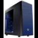 BitFenix Neos Window Midi-Tower Black,Blue