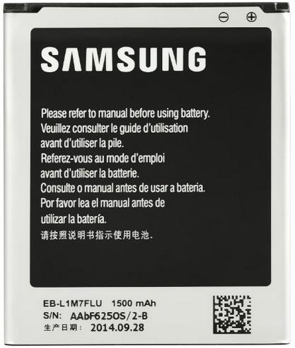 Samsung 1500mAh Li-Ion