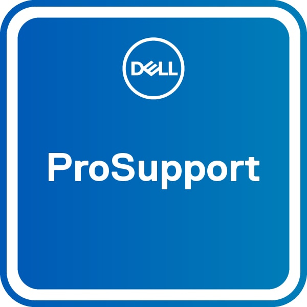 DELL 1Y Base Warranty with Collect & Return – 2Y ProSupport