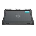 "Gumdrop Cases DT-HP360PBEE11G3-BLK notebook case 11"" Cover Black"