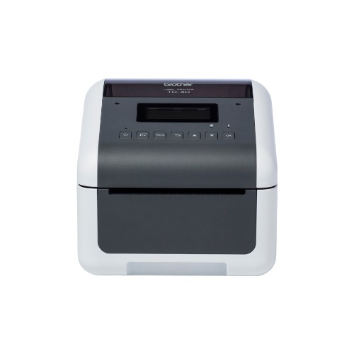 Brother TD-4550DNWB label printer Direct thermal 300 x 300 DPI Wired & Wireless
