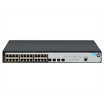 Hewlett Packard Enterprise 1920-24G Managed L3 Gigabit Ethernet (10/100/1000) 1U Grey