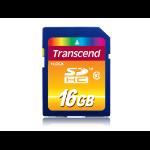 Transcend TS16GSDHC10 16GB SDHC Class 10 memory card