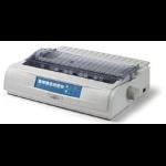 OKI MICROLINE 421N dot matrix printer 240 x 216 DPI 570 cps