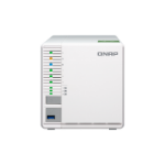 QNAP TS-332X Ethernet LAN Tower Grey,White NAS