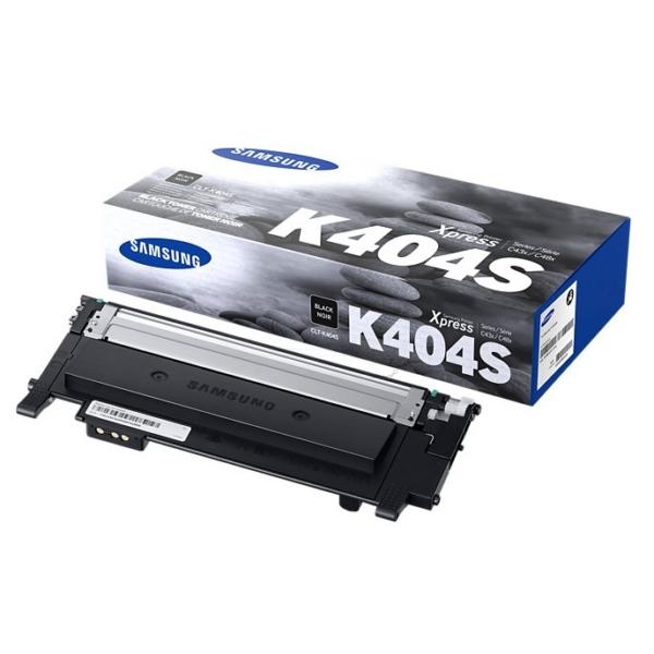 Samsung CLT-K404S/ELS (K404S) Toner black, 1.5K pages