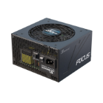 Seasonic FOCUS-GX-650 power supply unit 650 W ATX Black