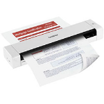 Brother DS-720D MOBILE DOCUMENT SCANNER 7.5 ppm Mono and Colour (300dpi), 5ppm double sided scanning, USB