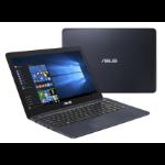 "ASUS VivoBook L402NA-GA042TS Blue Notebook 35.6 cm (14"") 1366 x 768 pixels 1.10 GHz Intel® Celeron® N3350"