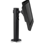 Atdec SD-POS-VBM flat panel desk mount Black