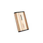 ADATA ASE730 250GB USB Type-C 3.1 (3.1 Gen 2) Gold