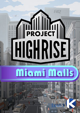 Nexway Project Highrise: Miami Malls Video game downloadable content (DLC) PC/Mac Español