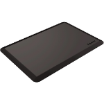 Fellowes 8707001 Black desk pad