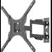 "Vision VFM-WA4X4B soporte de pared para pantalla plana 152,4 cm (60"") Negro"