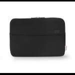 "Dicota D31133 notebook case 39.6 cm (15.6"") Sleeve case Black"