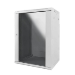 Lanview LVR240020W rack cabinet 12U Wall mounted rack White