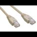 MCL Cable RJ45 Cat5E 0.5 m Grey cable de red 0,5 m Gris