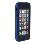 "NewerTech NuGuard KX Midnight 4"" Cover Black,Blue"