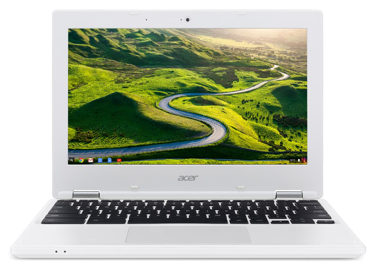 """Acer Chromebook 11 CB3-131-C8D2 2.16GHz N2840 11.6"""" 1366 x 768pixels White Chromebook"""