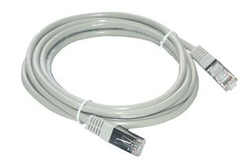 MCL Patch Cable Cat.5e F/UTP, 7m cable de red Gris
