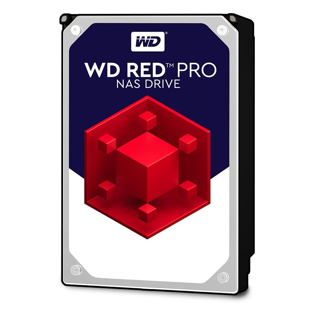 """Western Digital RED PRO 6 TB 3.5"""" 6000 GB Serial ATA III HDD"""