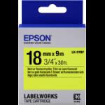 Epson LK-5YBF labelprinter-tape