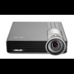 ASUS P3E data projector Portable projector 800 ANSI lumens DLP WXGA (1280x800) Silver