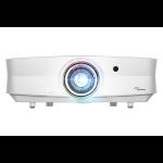 Optoma UHZ65LV beamer/projector 5000 ANSI lumens DMD DCI 4K (4096 x 2160) 3D Plafond/vloergemonteerde projector Wit