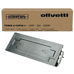 Olivetti B0446 Toner black, 15K pages @ 5% coverage