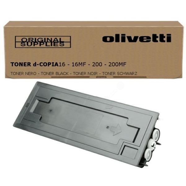 Olivetti B0446 Toner black, 15K pages @ 5% coverage