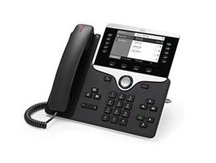 Cisco 8811 IP phone Black LCD