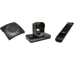 ClearOne COLLABORATE Versa 100 25person(s) Full HD 2.07MP Ethernet LAN video conferencing system