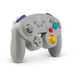 PowerA GameCube Gamepad Nintendo Switch Bluetooth Grey