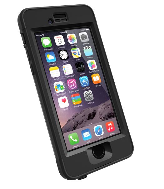 """Otterbox LifeProof Nuud Cover Black 4.7"""""""