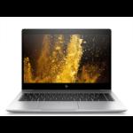 HP EliteBook 840 G6 Notebook Silber 35,6 cm (14 Zoll) 1920 x 1080 Pixel Intel® Core™ i5 der achten Generation 8 GB DDR4-SDRAM 256 GB SSD Wi-Fi 6 (802.11ax) Windows 10 Pro