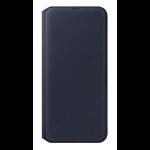 """Samsung EF-WA505 mobile phone case 16.3 cm (6.4"""") Wallet case Black"""