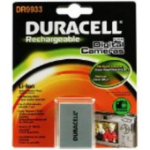 Duracell DR9933 rechargeable battery Lithium-Ion (Li-Ion) 1000 mAh 7.4 V
