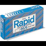 RAPID STAPLES RAPID 66/6 BX5000