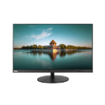 "Lenovo ThinkVision P27q 27"" Wide Quad HD IPS Matt Black computer monitor"