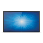 "Elo Touch Solution E268447 touch screen monitor 138.7 cm (54.6"") 3840 x 2160 pixels Black Multi-touch"