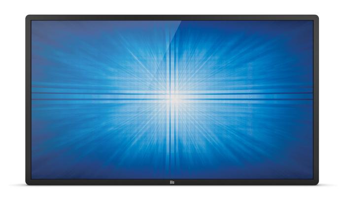 "Elo Touch Solution E268447 monitor pantalla táctil 138,7 cm (54.6"") 3840 x 2160 Pixeles Negro Multi-touch"