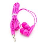 VERBATIM 65064 In Ear Headphones - Pink