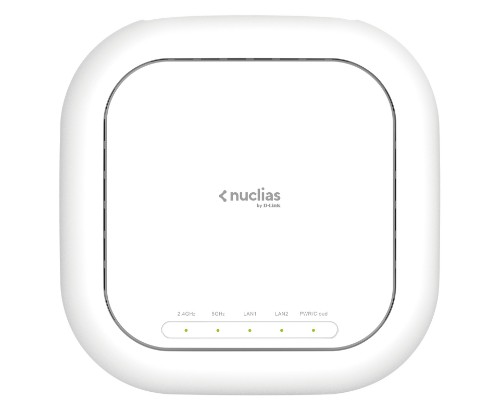D-Link DBA-2820P WLAN access point 2600 Mbit/s Power over Ethernet (PoE) White