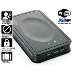 "8WARE Heli-Shell WiFi 2.5"" HDD/SSD Storage Device"