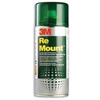 3M REMOUNT CREATIVE SPRAY 400ML