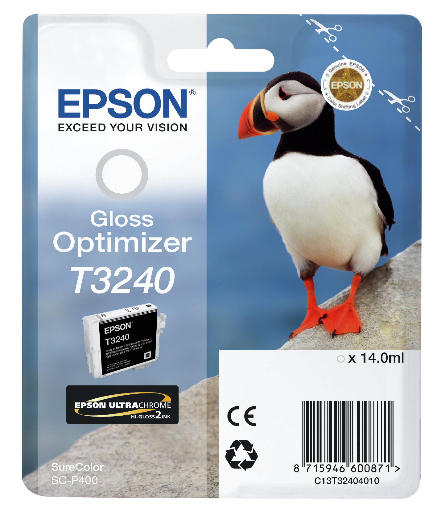 Epson SureColor T3240 Gloss Optimizer