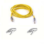 Belkin Patch Cable Cross Wired 5m 5m networking cable