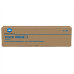 Konica Minolta 01ZK (TN-601 K) Toner black, 43K pages, 1,040gr