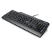 Lenovo 54Y9425 USB Norwegian Black keyboard